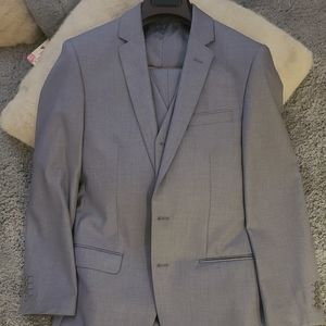 Mens Italian 3 piece suit